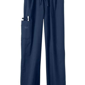 Blue Stretch unisex scrub pants