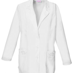 Unisex All White Lab Coat