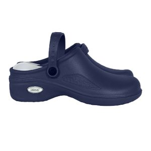 Blue Uniforms nursing clogs