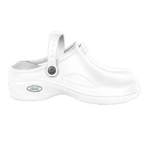 White Uniforms nursing clogs